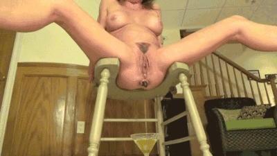 Erica's Extra Dirty Martini