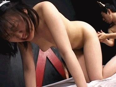 Sprayed Enema Shit On Her Bitch