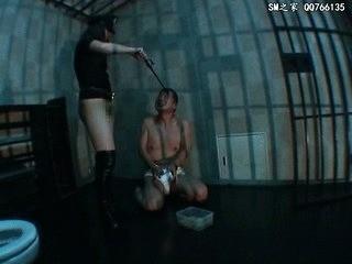 Criminal Punished Badly By Female Warden Part 2