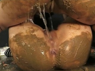 Kinky Lesbians Mess With Food Piss And Poop – Part 2