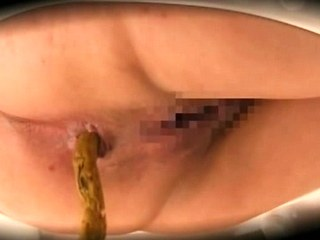 Tight Ass Close Up Shitting – Only