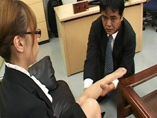 Office Woman Gets Vengeance Domination And Pissing On Mans Face – Part 2