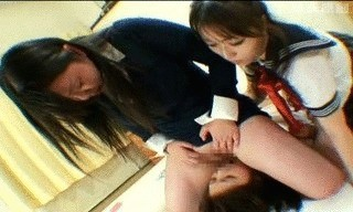 Lesbian Trio Eating Pussy Drinking Piss – Part 3