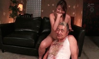 Stepdad Bathed In Puke And Feces