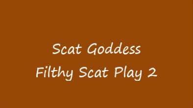 Filthy Scat Play 8