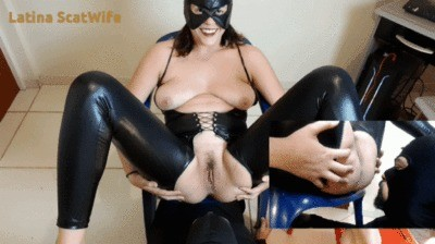 Complete Feeding For A Slave