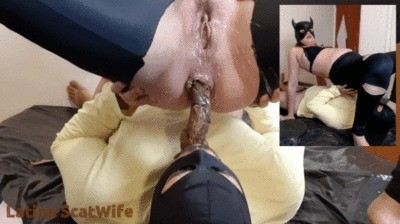 Giving It Straight To The Slave's Mouth