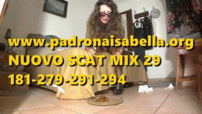 Scat Mix Nr 29 By Mistress Isabella 3 Ita 1 Ehglish