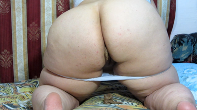 Thick Girl Shit In Doggy Stile On The Bed