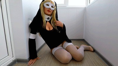 Horny Nun For Christian