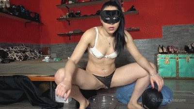 Mistress Gaia – Appetizing Obedience Test