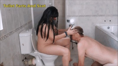 Toilet Farts And Scat