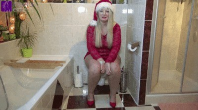 Bad Santas Scat Compilation In Rosella's Christmas Bakery