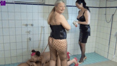 Choco Juices Out Of A Teenage Ass In The Slave Mouth Farted With Clean Piss Of The Slave's Face Cam 2