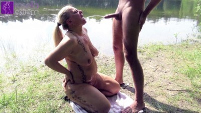 Public On The Lake Boys Piss Swallowed And Cock Blown Deep