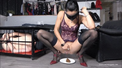 Mistress Gaia – Slave Breakfast Is Ready
