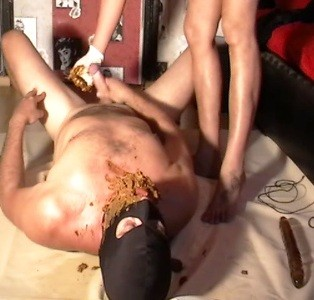 Toilet Slavery Ass Fucking And Cumming