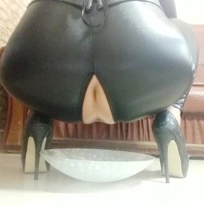 Goddess Andreea – Scat Meal For All Toilets