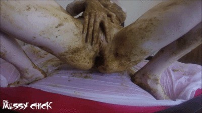 Shit Covered Orgasm
