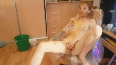 Foursome Scat Orgy Part 3