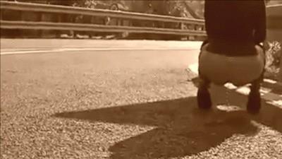 Wonderful Pee Slow Motion