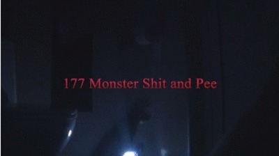Monster Shit And Pee