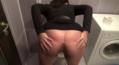Mistress Roberta – Slurp Clean My Asshole After I Prepare Your Food