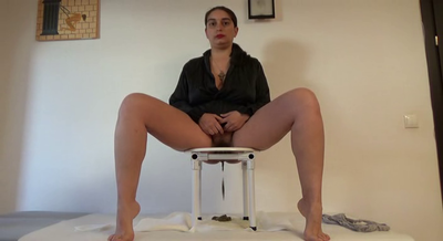 Mistress Roberta – Potty Chair Morning