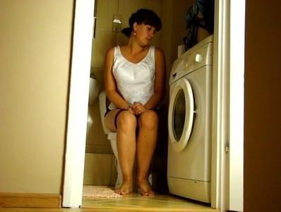 P – Pee In Toilet – 02