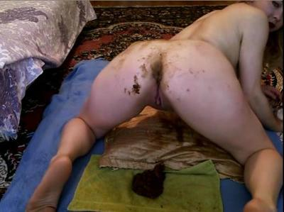 Russian Girl Shit And Lick