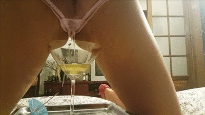 A Cup Of Champagne