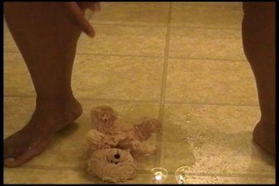 Tortured Teddy Scene 1