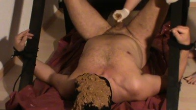 Scat On Fixed Slave