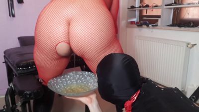 Goddess Andreea Piss Humiliation With Her Toilet