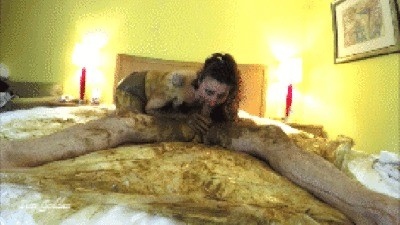 Hot Filthy Scatty Blow Job