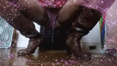 Champagne In My Panties Panties Pee Clip