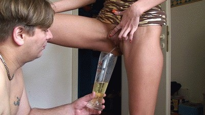 Piss Drinkers Welcome