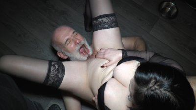 Pissed On Slave