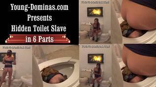 Hidden Toilet Slave Part 6