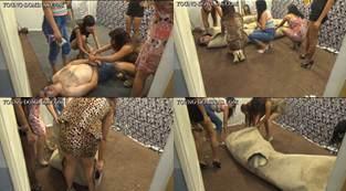 Toilet Slave In Toilet Carpet Part 1
