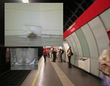 Shitting In The Metro