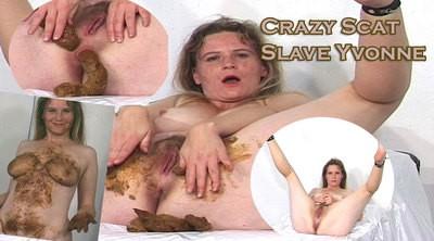 Yvonne The Crazy Scat Slave