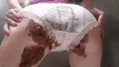 Tremendous Shit In Panties