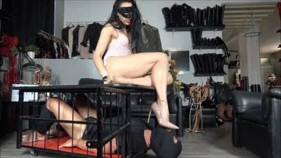 Mistress Gaia – Wake Up Slave