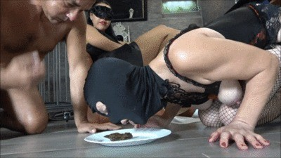 Mistress Gaia – Sharing My Special Meal