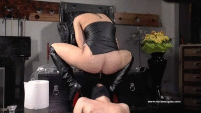 Mistress Gaia – Good Luck