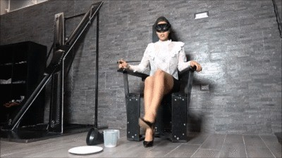 Mistress Gaia Trains You Toilet Slave