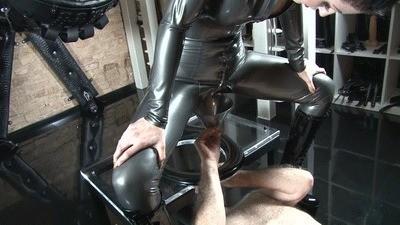 Toilet Slave