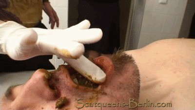 Swallow My Spitpee And Scat Part 2