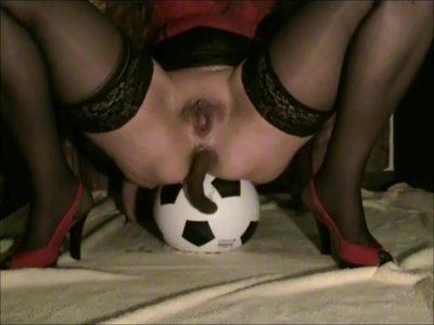Scat On Football